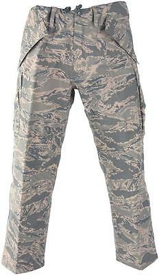 NEW USAF ISSUE DIGITAL TIGER STRIPE ABU GORE-TEX PANTS APECS MEDIUM REGULAR