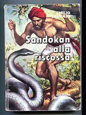 Emilio Salgari # SANDOKAN ALLA RISCOSSA # Campironi - Edizione Integrale