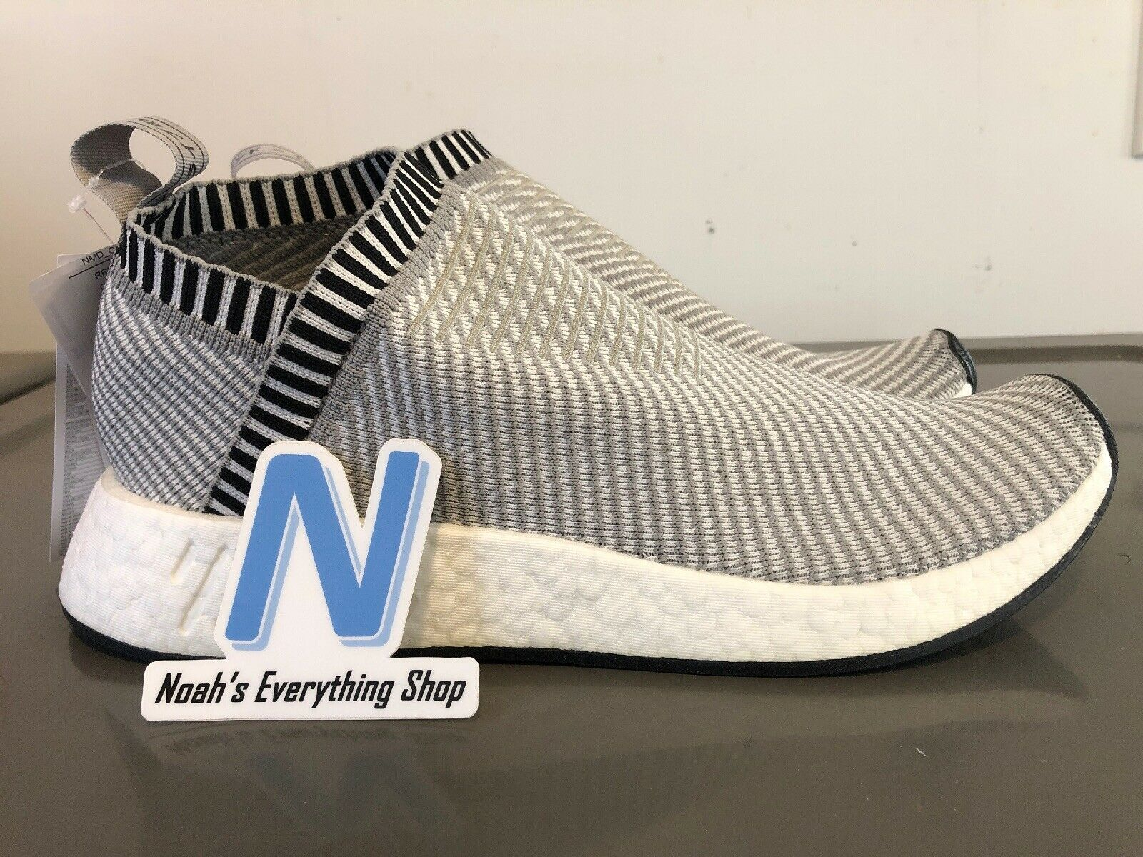 Adidas NMD CS2 Primeknit Running shoes BA7187 Brand New Size 9.5
