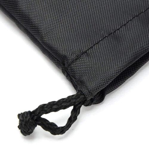 10PCS  Non Woven Breathable Travel Shoe Bags Storage Drawstring Closure Pouches