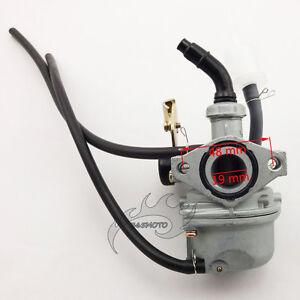 Carb-19mm-Carburetor-PZ19-For-Engine-50cc-70cc-90cc-110cc-Lifan-YX-Dirt-Bike-ATV