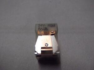RELPOL RM84-2012-35-5230 Relais 2xUm 8A 230V 38,5K 250VAC miniature relay 860561