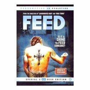 Feed [ Steelbook ] [Region 2] - Dutch Import (US IMPORT) DVD NEW