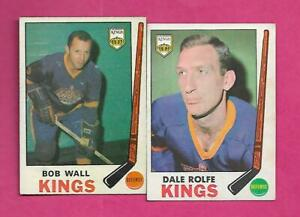 1969-70-OPC-KINGS-DALE-ROLFE-BOB-WALL-CARD-INV-C5946