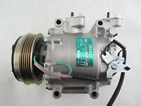 Ac A/c Compressor With Clutch Sanden Fits Honda Fit 2009-2010 Base Sport 1.5 on sale