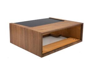 Wood-case-WC-22-Holzkiste-fuer-Marantz-2230-2235-2245-2270-2275-5520-Woodcase