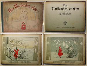 Olfers-Was-Marilenchen-erlebte-um-1920-Geschichten-Erzaehlungen-Literatur-sf