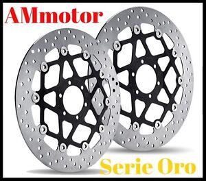 Bremsscheiben-Motorrad-Brembo-Oro-Brake-Honda-Cbr-600-F-13-2013-Front-Discs