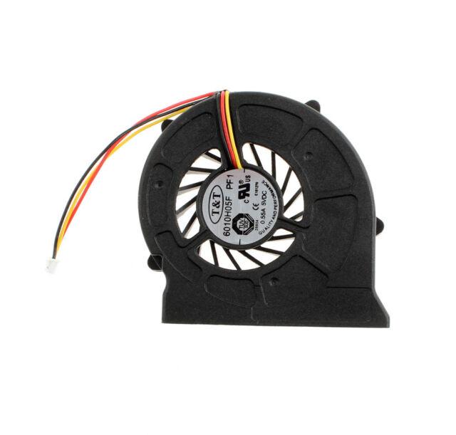 NEW Genuine CPU Fan MSI EX700 GX400 PR600 VR200 VR201 6010H05F PF3 For LG E500