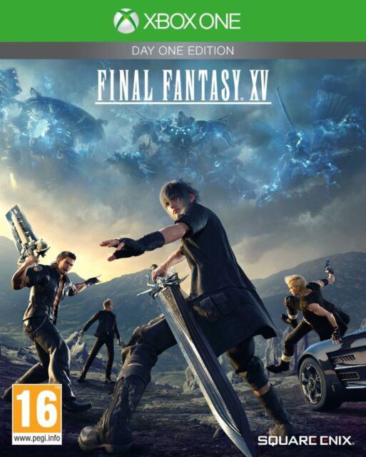 Final Fantasy XV: Day One Edition (Xbox One) NEW & Sealed - Despatched from UK