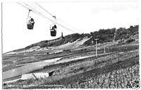 AK, Rüdesheim a. Rh., Seilbahn zum National-Denkmal, um 1960
