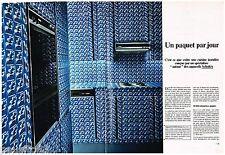 PUBLICITE ADVERTISING 095  1978  SCHOLTES éléctroménager cuisines (2p) & GITANES
