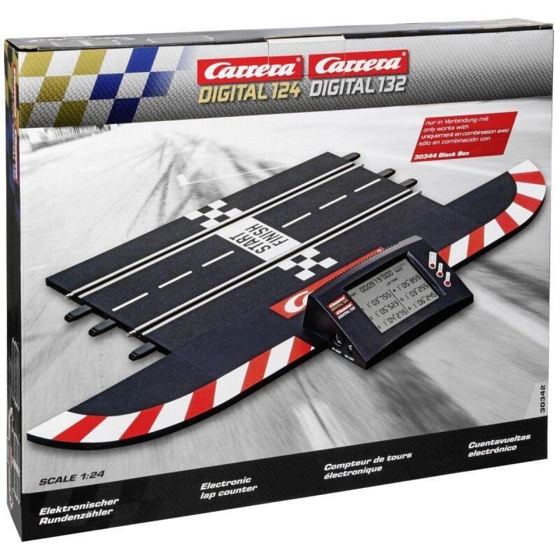 Carrera - digital - 24   1  32 - elektronische lap counter
