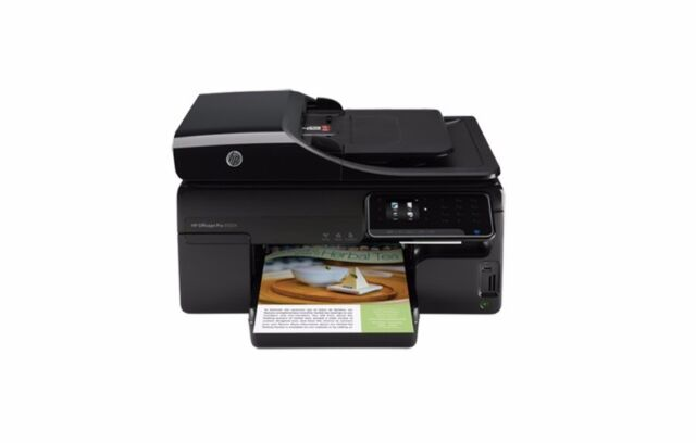 Hp Officejet Pro 8500a Plus All