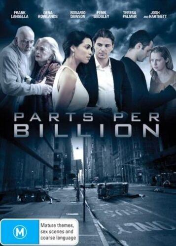 1 of 1 - Parts Per Billion (DVD, 2014)
