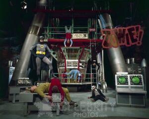BATMAN-photo-0002-Adam-West-In-Batcave-with-villains