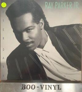 Ray-Parker-Jr-After-Dark-UK-vinyl-LP-album-record-WX122-GEFFEN-1987-Ex