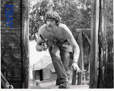 Alex Cord barechested w/gun VINTAGE Photo The Last Granad