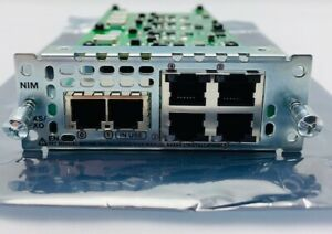 Cisco-NIM-2FXS-4FXO-Fourth-Generation-Network-Interface-Module