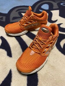 Details about Men Adidas Clima Cool 1 Collegiate Orange Run Casual Active Mesh Sneakers 11.5