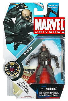 Marvel Universe Action Figure (2009 Wave 4): Blade  29