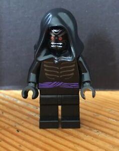 Lego Ninjago Lord Garmadon Minifigure W Black Hood New Ebay