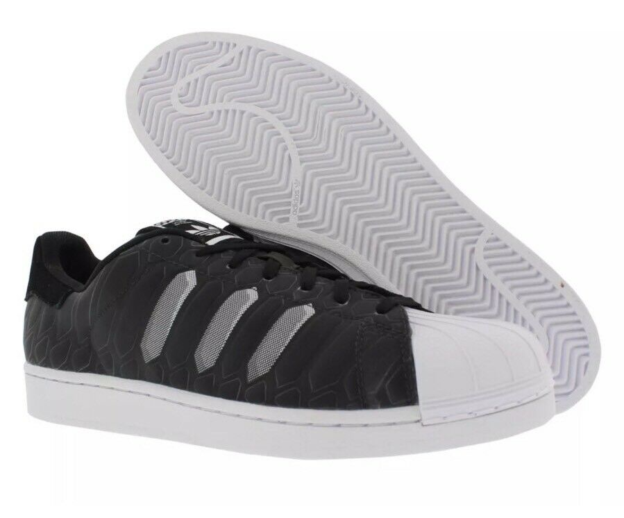 Adidas Superstar CTXM Men's Size 12 Grey White Black AQ7841 NEW  Free S H