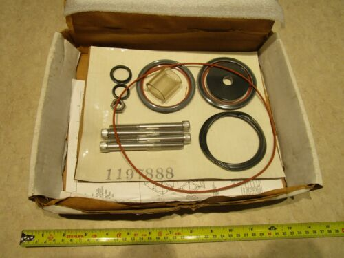 "2/"" LOW PRESSURE INLET DHA DEA PACKING KIT PNEUMATIC PRODUCTS 1197888 C0059"
