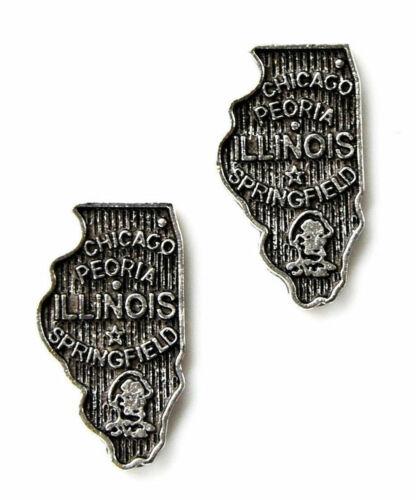Illinois Cufflinks