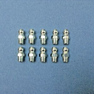 1//4BSF Grease Nipples  Straight   Pack Of 5