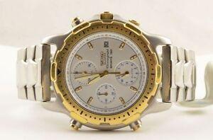 seiko chrono quartz herren uhr chrono quartz chronograph sports 150 ebay. Black Bedroom Furniture Sets. Home Design Ideas