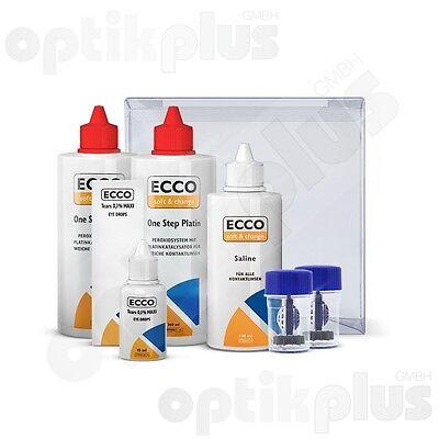 Mpg&e Peroxidsystem Ecco Soft & Change One Step Platin H²o² Paket [1316] Modische Und Attraktive Pakete
