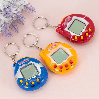 Fashion 90S Nostalgic 49 Pets in One Virtual Cyber Pet Toy Funny Tamagotchi New