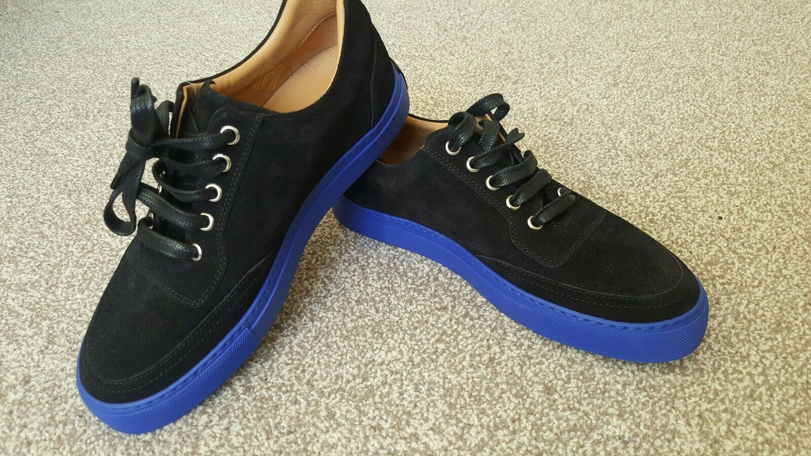 HARRYS of London Unisexe Sude Baskets chaussures Taille 38 (UK 5)