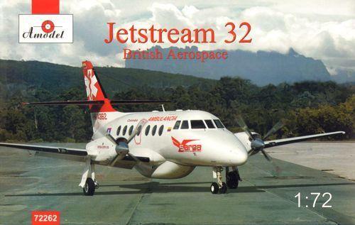 Amodel 1 72 BAe Jetstream 32