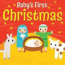 Baby's First Christmas-ExLibrary