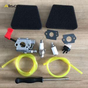 carburetor-For-Walbro-WT-628-Craftsman-Trimmer-530071637-530071405-530071565