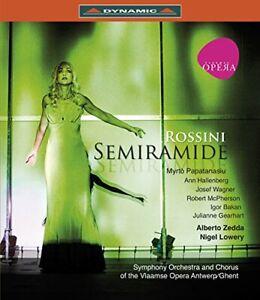 Rossini:Semiramide [Various] [DYNAMIC: DVD] [2015][Region 2]