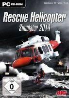 Pc Spiel Rescue Helicopter Simulator 2014 Simulation Flug Hubschrauber Neu