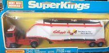 NEW SUPERKINGS 1980 LESNEY K3 GRAIN TRANSPORTER KELLOGG'S Made In England
