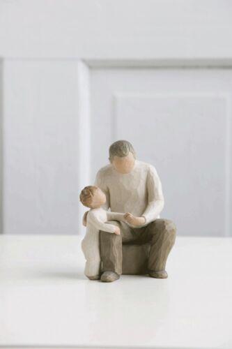 "Großvater/"" Enesco Willow Tree Figur /""Grandfather"
