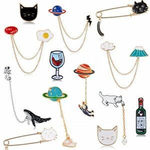New-Cartoon-Astronaut-Lapel-Pins-Enamel-Brooch-Pin-Badge-Women-Men-Gift-Party