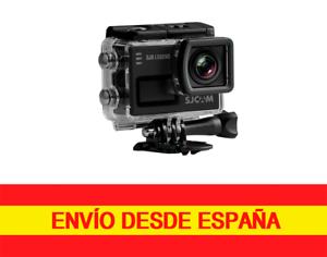 SJCAM-SJ6-LEGEND-4K-WiFi-16MP-Pantalla-Tactil-Negra-Carcasa-Acuatica-Accesorios