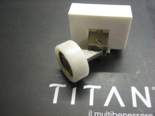 Ricambio Titan gruppo ruota grande per box doccia circolare 1pz.