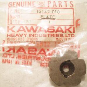 Nos Kawasaki 13142-010 F5 F8 F81M F9 shift CHANGE DRUM wheel Drum PIN PLATE