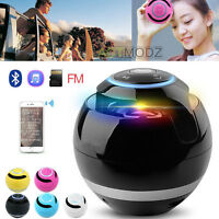 Bluetooth Wireless Super Bass Stereo Portable Speakers for SmartPhone Tablet PC