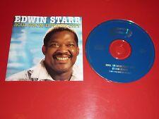 "EDWIN STARR ""SOUL FROM DETROIT CITY"" UNPLAYED CD"