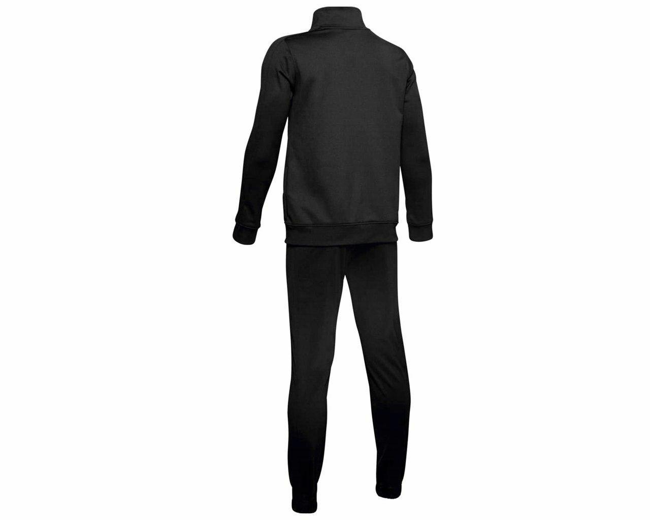 Under Armour Juniors 1347743 Full Zip Tracksuit Black