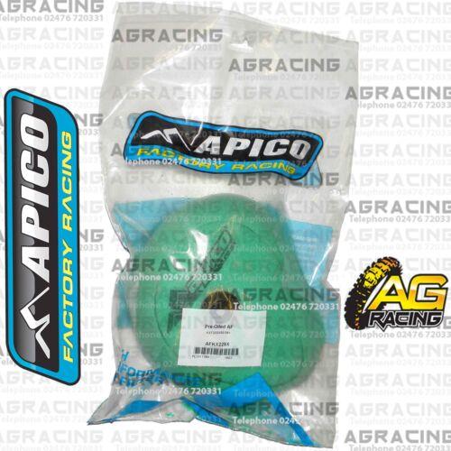 Apico Pre-Oiled Air Filter For Kawasaki KXF 450 2006-2015 Motocross Enduro New