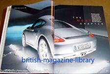 Evo Magazine Issue 82 - Porsche Cayman S